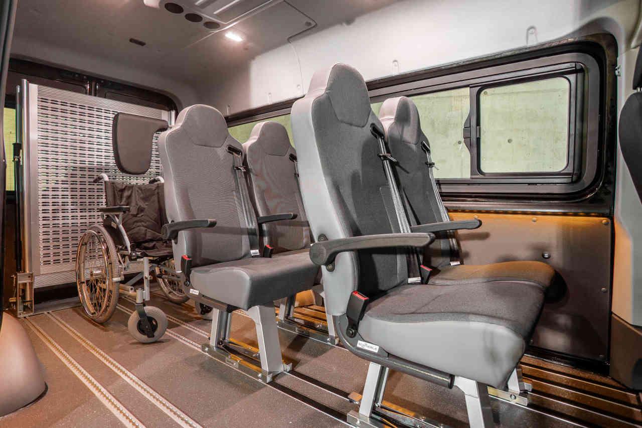 E&B Fahrzeugtechnik, Individueller Transporter Umbau in Tirol